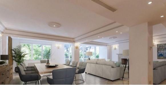 Magnífico piso de lujo con terraza de 80m2 en la Calle Ayala